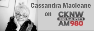 Cassandra Macleane CKNW Radio Interview